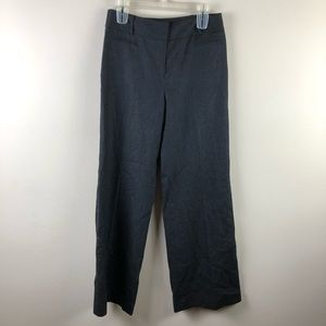 Ann Taylor loft women's pants sz 6 wool blend